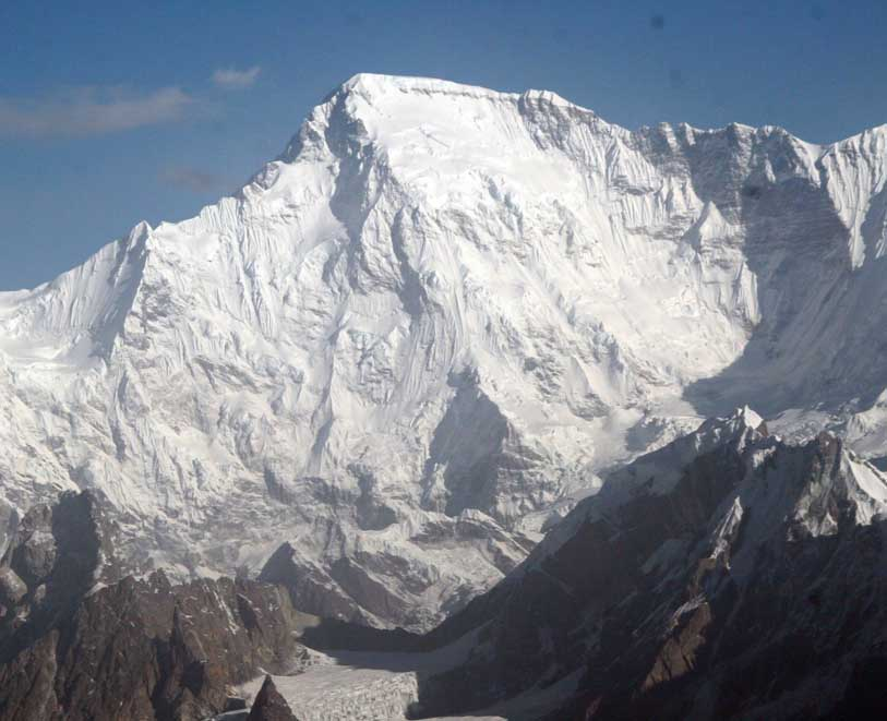 Expeditions. Himalaya. Cho Oyu South-East Face