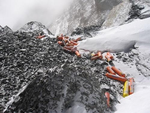 эверест трупы фото