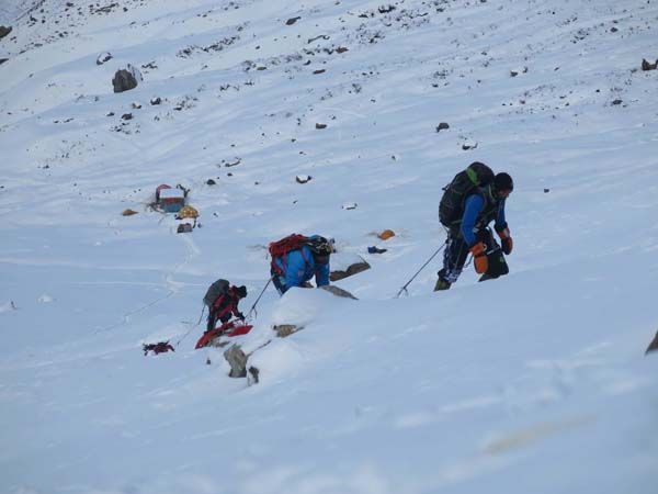 Nanga Parbat Winter Expeditions
